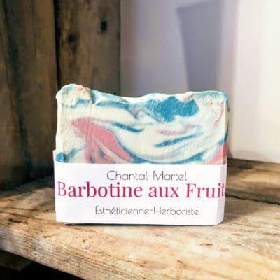 Savon artisanal-Barbotine